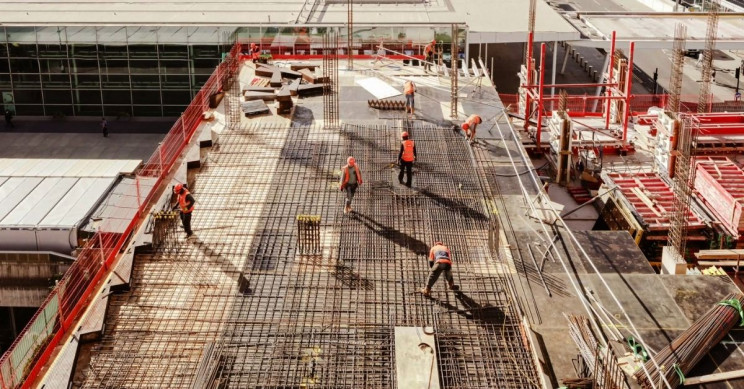 Scientists Test Sensors to Accelerate Construction Times