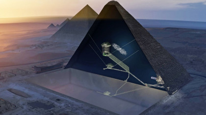 Engineers Uncover the Mysteries of the Pyramids and Secrets of the Dead