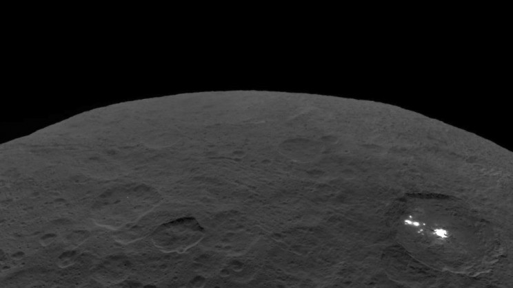 Dwarf planet Ceres is an 'ocean world,' NASA finds
