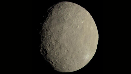 Nearby Dwarf Planet Ceres Might Host Vast Underground Ocean, Say Scientists