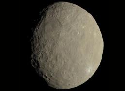 Nearby Dwarf Planet Ceres Might Host Vast Underground Ocean, Say Scientists
