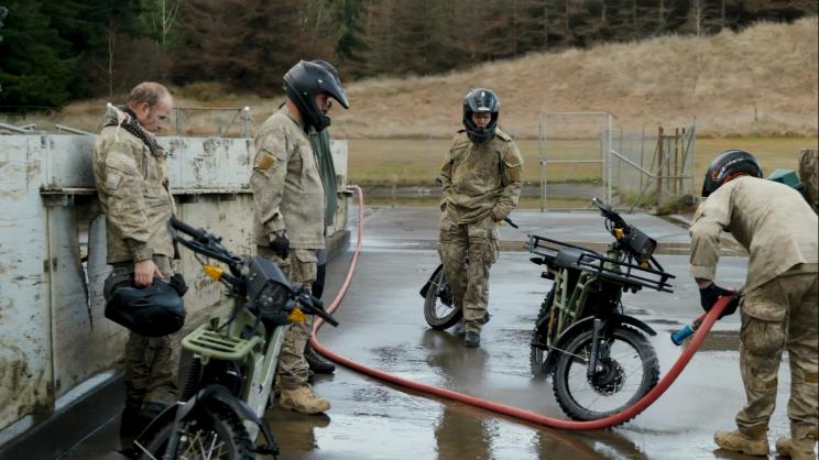New Zealand Military Puts All Terrain EV Bikes On Trial