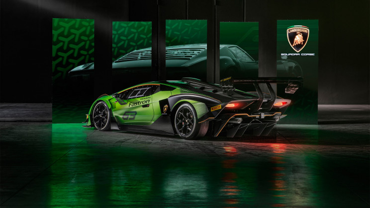 Lamborghini's New 830 HP Essenza SCV12 is Illegal to Drive on the Highway