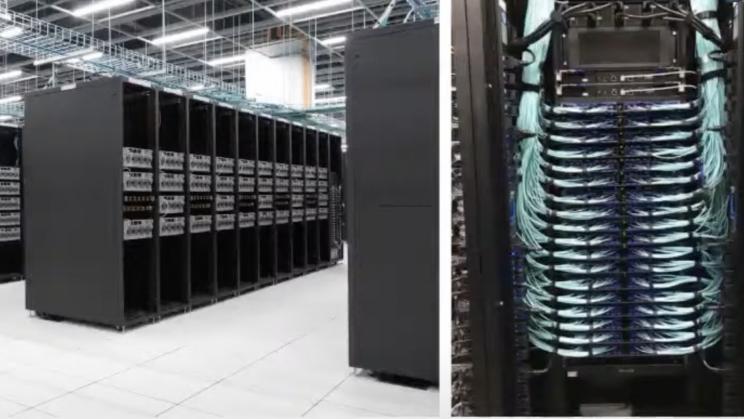 Tesla Shows Off Its Brand New AI-Training Supercomputer