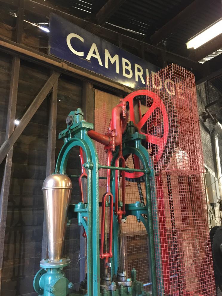 cambridge university of technology