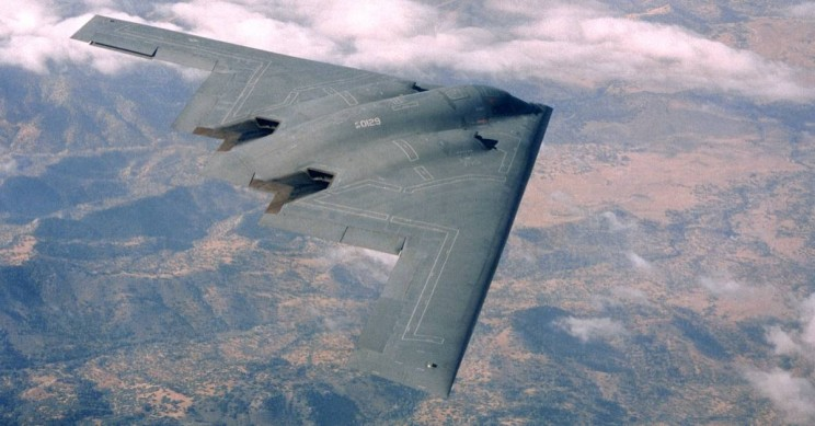 First Ever Video Shows Cockpit of Top-Secret B-2 Stealth Bomber