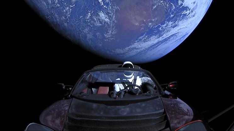 spaceX, Mars