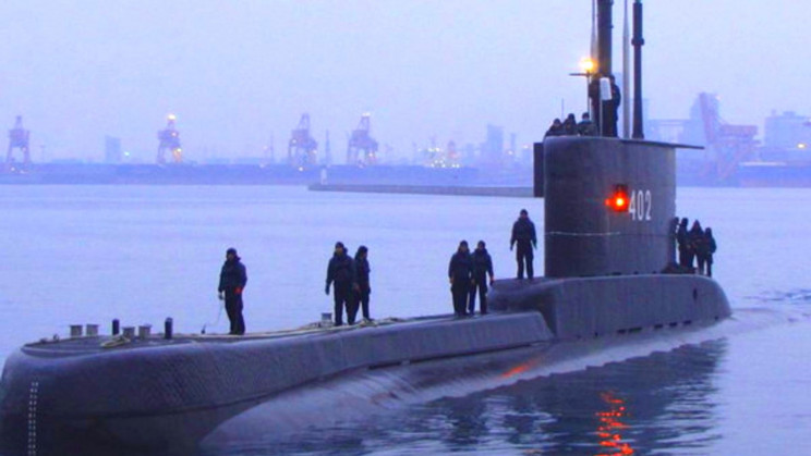 The Missing Submarine Declared Sunk With Parts of Debris Resurfacing
