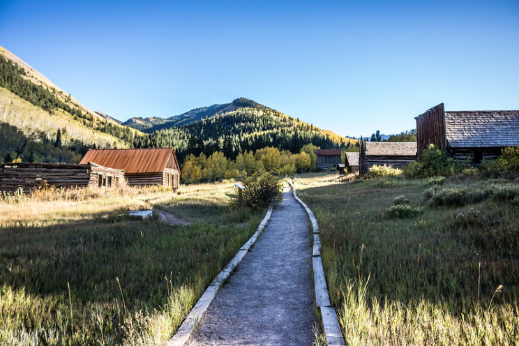 The Sad Tale of the Ghost Town of Ashcroft