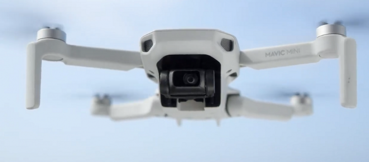 New Super Light 'FlyCam' Drone Aimed At the Masses