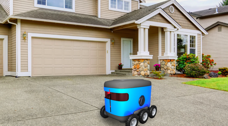 MIT Navigation System Helps Delivery Robots Find Your Front Door Easily