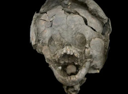 Infants Buried Wearing Helmets Made from Other Kids' Skulls Puzzle Archaeologists
