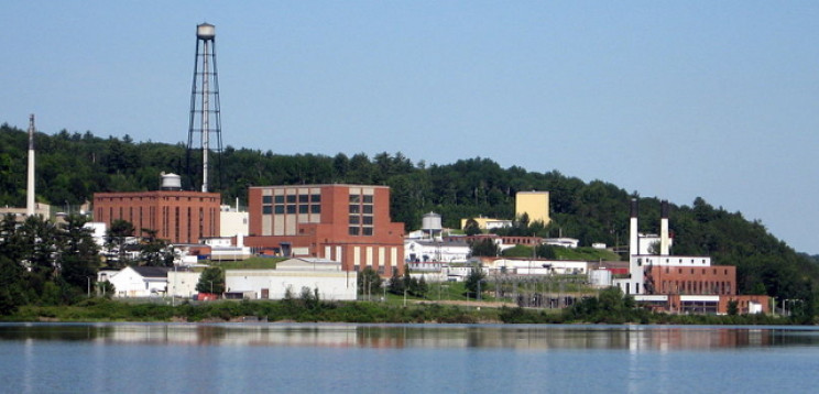 Chalk River nuclear power plant