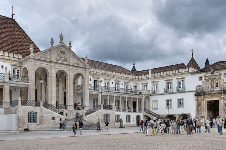 most beautiful university buildings portugal