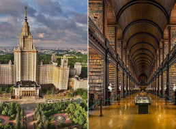 9 Stunning University Buildings from Around the World