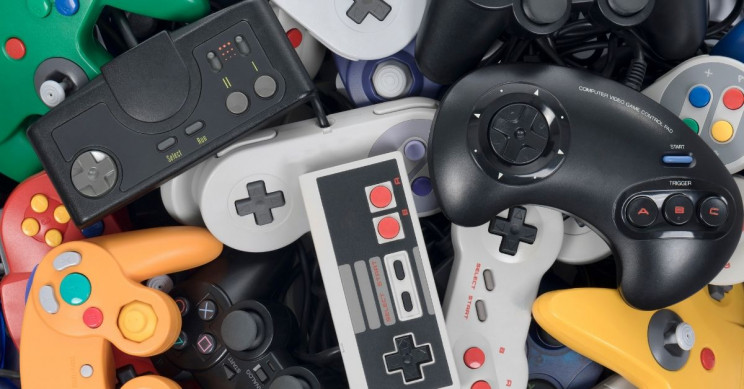 4 Retro Gaming Consoles on Sale Today