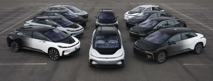 Faraday Future Founder Files for Chapter 11 with $3.6 Billion in Debts