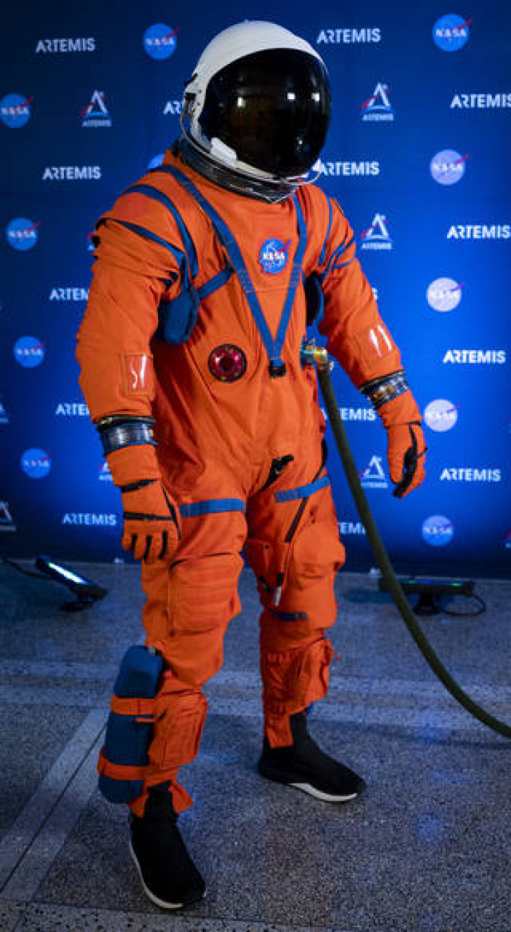 NASA's New and Improved Artemis Spacesuits Unveiled