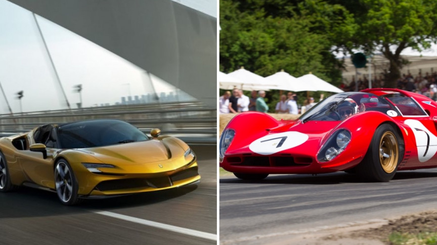 13 Of The Most Iconic Ferrari Models In History Ie