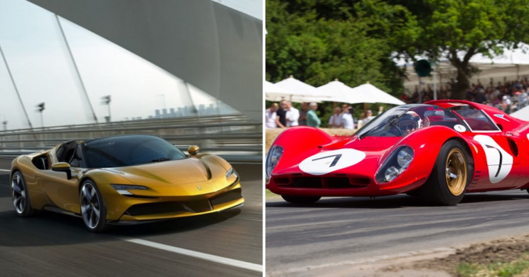 Meticulous Engineering Meets Design: 13+ of the Most Iconic Ferrari Models in History