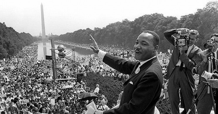 """TIME Studios is Releasing a VR Experience Recreating the """"I Have a Dream"""" Speech"""