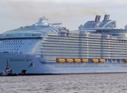 Engineering the Biggest Cruise Ship in the World: Symphony of the Seas
