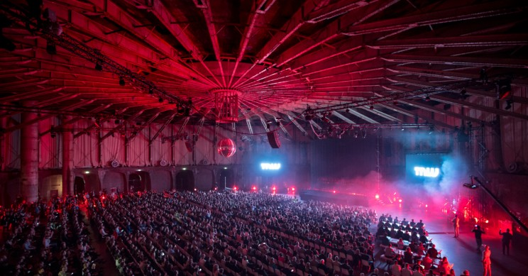 TNW Conference Brings The Best of Tech to Europe
