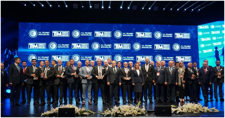 Turkey Innovation Week: Inovalig Awards Ceremony