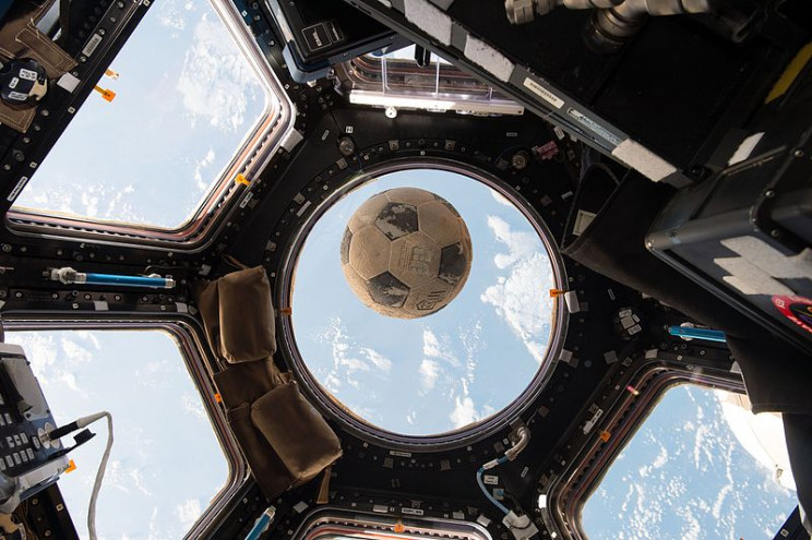 The Story of the Soccer Ball that Survived the 1986 Challenger Explosion