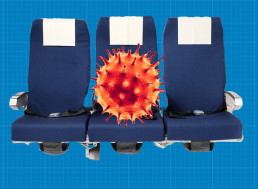 CDC Study Shows the Importance of Middle Seats in COVID-19 Transmission