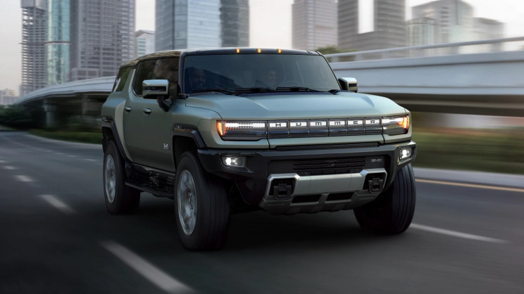 GMC's New $105K Hummer SUV Is an Electric Supertruck With 830 HP
