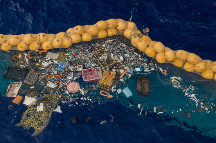 The Ocean Cleanup Is Successfully Recovering Plastic from the Pacific Ocean