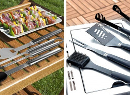 9 Best Grill Tools For BBQ Enthusiasts