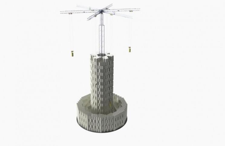 Concrete Blocks Serving as the Future of Renewable Energy Storage