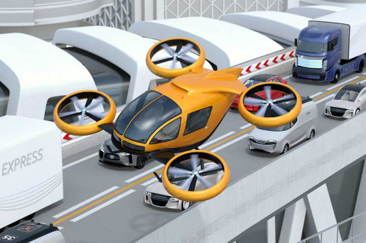 ANSYS Helps Engineers Overcome Obstacles on Designing Autonomous Aircraft