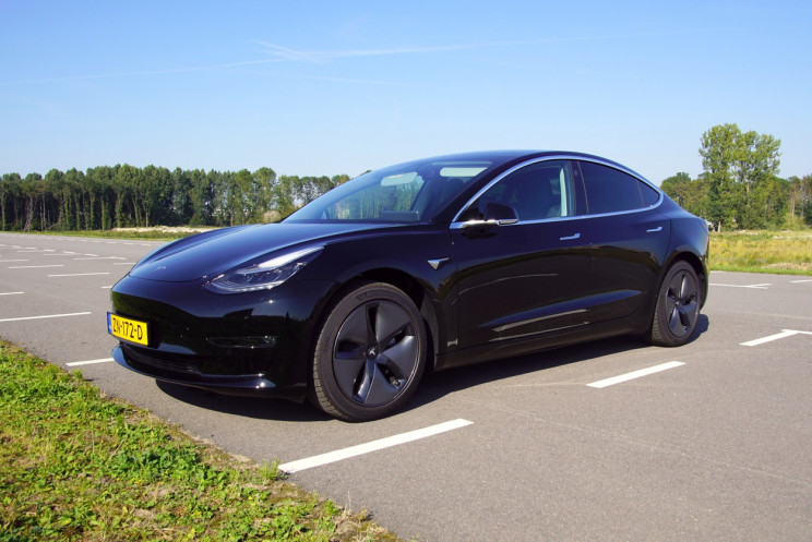 Tesla Model 3 and the Netherlands Set Another Record Together