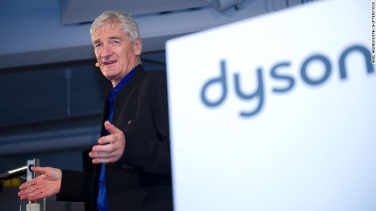 Dyson Designs and Develops Ventilator in Just 10 Days for Coronavirus Patients