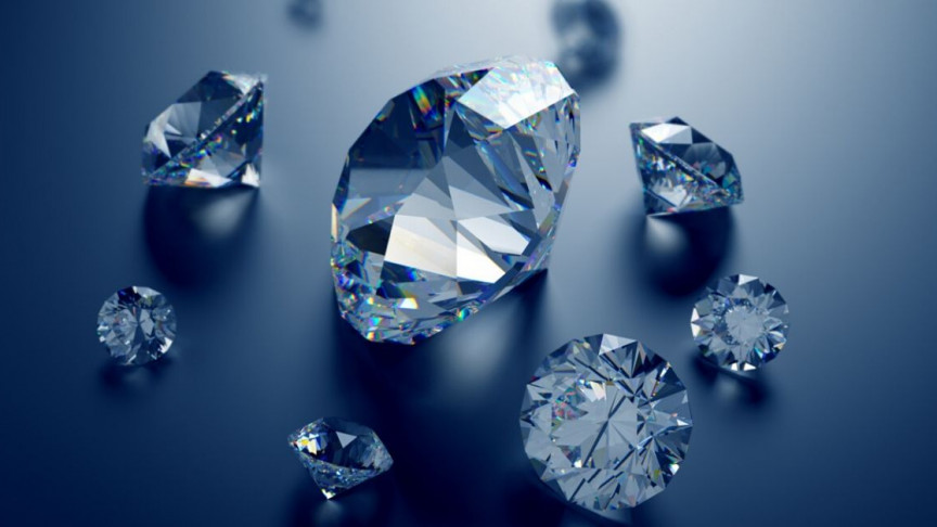 These Scientists Turn Fossil Fuels Into Pure Diamonds - Interesting Engineering