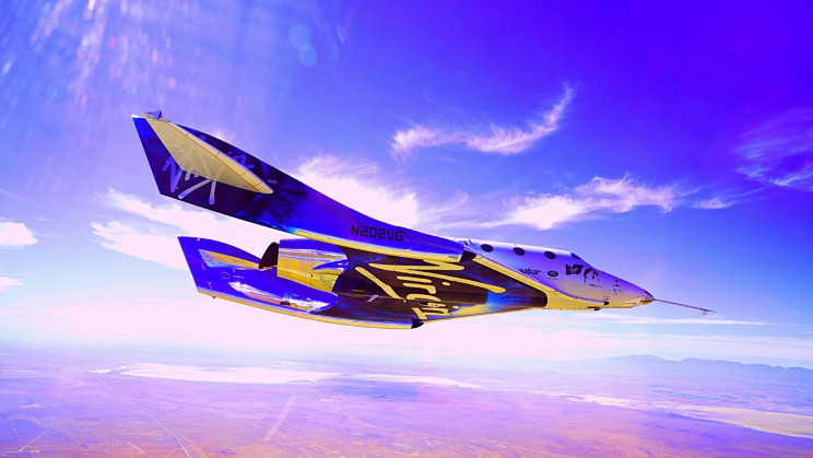 FAA Indefinitely Grounds Virgin Galactic Due to Branson's 'Red Light' Warning