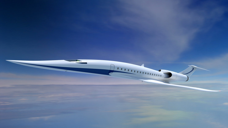 Japan Joins the Supersonic Flight Race with a New Initiative