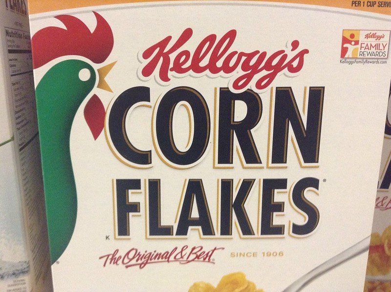 accidental inventions corn flakes