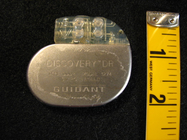 accidental inventions pacemaker