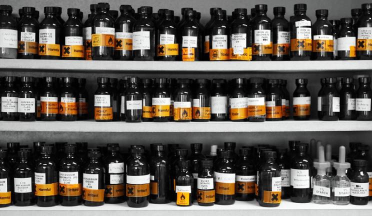 most dangerous chemcals chlorine triflouride