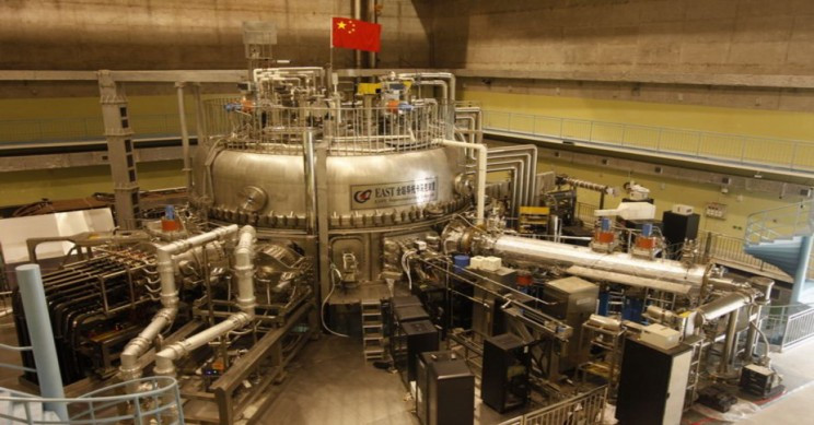 China Finally Turns On Artificial Sun Nuclear Reactor