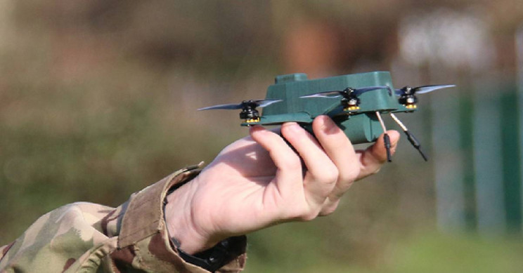 New UK Army 'Bug' Drones Can Spy on Targets 1,25 Miles Away