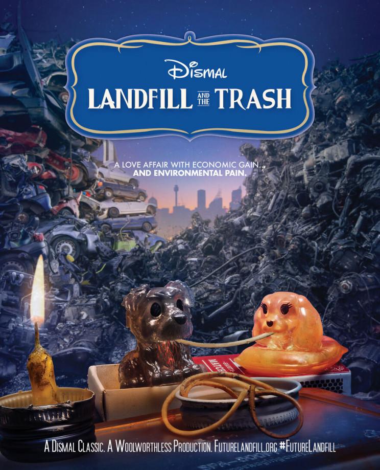 Designers Recreate Famous Movie Scenes to Fight Plastic Pollution