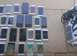 26 iPhones Hacked at Once Simply By Pointing an Antenna at Them