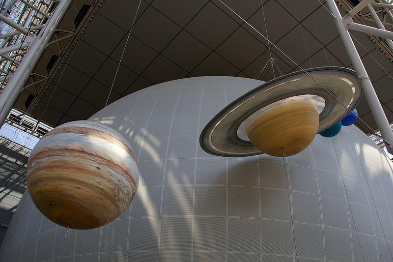 degrasse tyson haydan planetarium