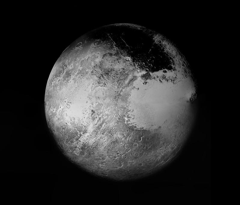 deGrasse Tyson Pluto