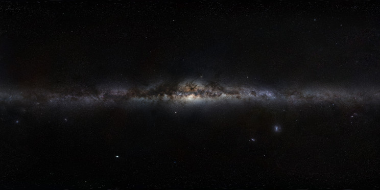 How Did Galaxies Like Ours Come To Be?